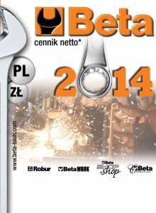 okładka katalog beta