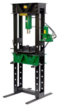 Prasa hydrauliczna W-3025 - 25 ton - Skamet